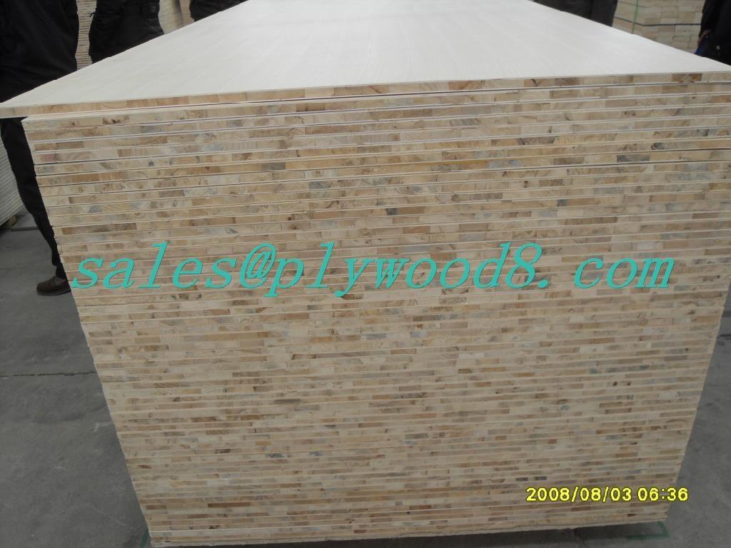 What is blockboard