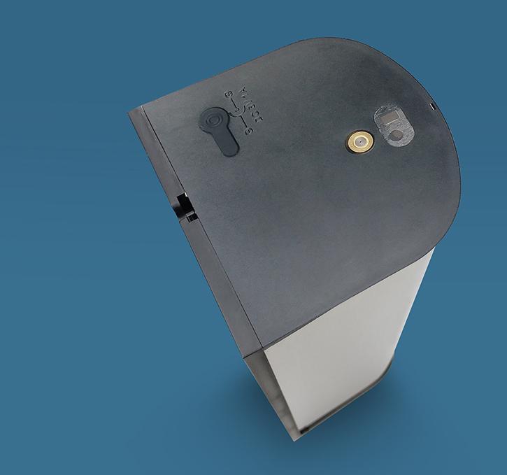 紅外線感應自動噴霧手部消毒機 3