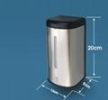 紅外線感應自動噴霧手部消毒機 4