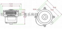 奧樂優質自動給皂液機供液泵