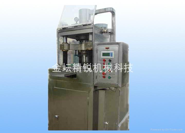 泥炭營養土壓片機 1
