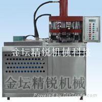 全自動液壓式壓片機 1