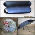 三折全自動傘
