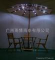 太阳能庭院伞.太阳能太阳伞