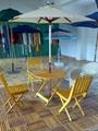 太陽能庭院傘.太陽能太陽傘 4