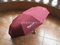 浮水印雨傘