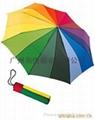 時尚三折雨傘 5