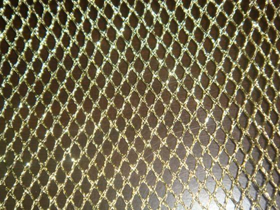Glod lurex, si  er lurres, gold mesh, metallic mesh fabric 4