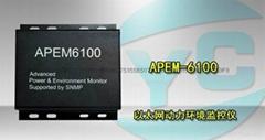 POE供電IP網口溫濕度傳感器-盈創力和