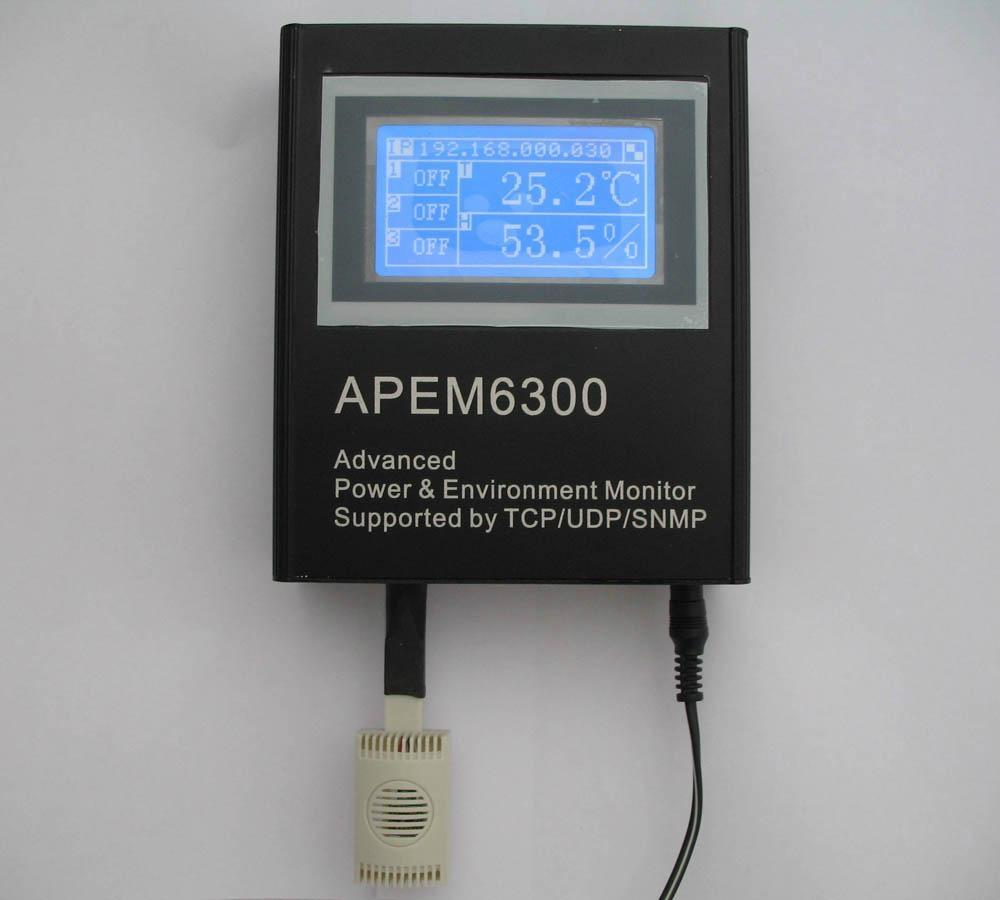 POE以太網動力環境監控儀 1