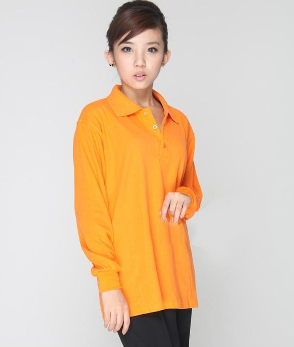 長袖文化衫 1