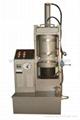 Automatic hydraulic oil press machine 1