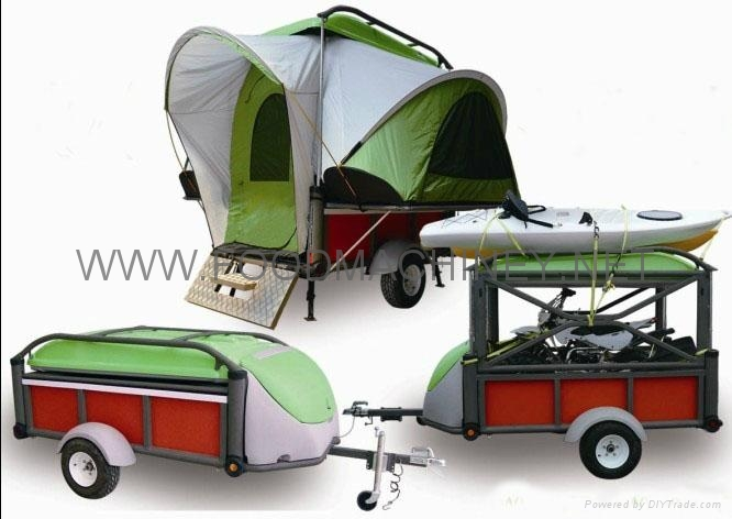 Simple Camping Trailer Manufacturers Trailer Manufacturer South