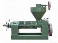 rice barn oil press machine