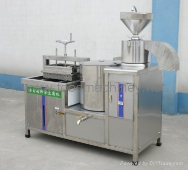 soybean curd machinery 1