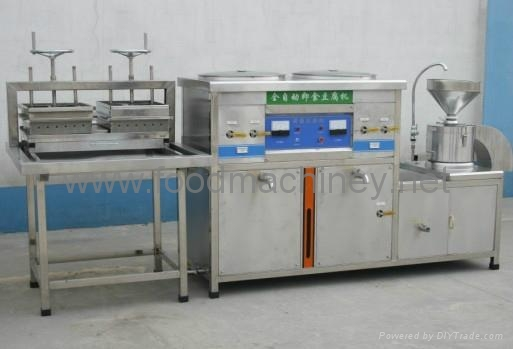 soybean curd machinery 2
