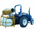 airblast tractor mounted sprayer