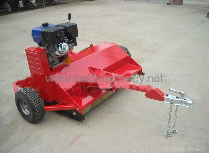 ATV FLAIL MOWER  3