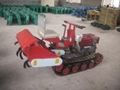 mini crawler tractor