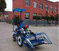 4 Wheel Tractor Reaper Binder