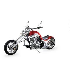 汽油哈雷摩托车