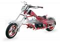 Spider man motorcycle