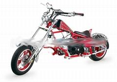 蜘蛛侠摩托车