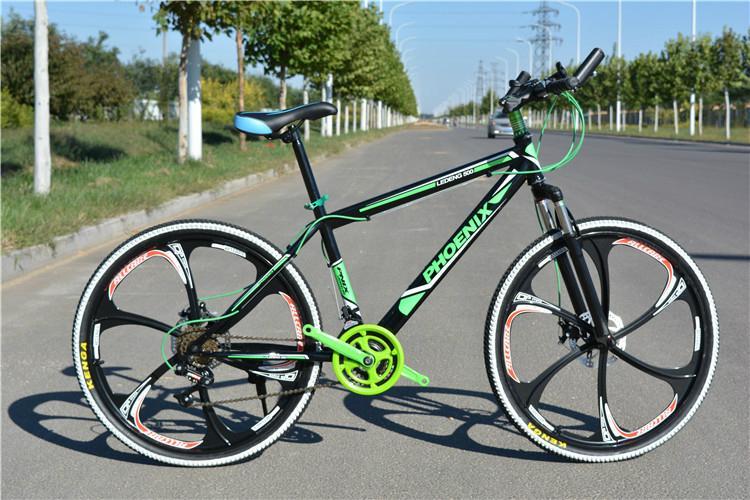 山地自行车 1