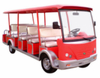 Hot sell solar electric bus in China