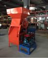 Electric 180 large coffee hulling machine
