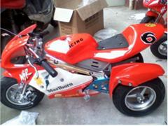 小型電動摩托車