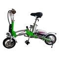 Folded E-bike
