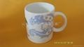 咖啡杯 陶瓷促銷杯 廣告杯淄博陶瓷禮品杯 5