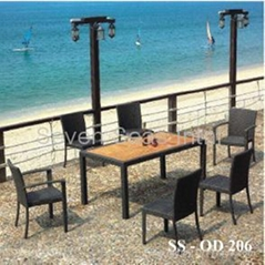 OUTDOOR PE RATTAN SERIES 2