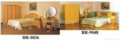MDF BEDROOM SETS-1