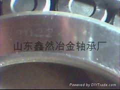 汽車圓錐滾子軸承