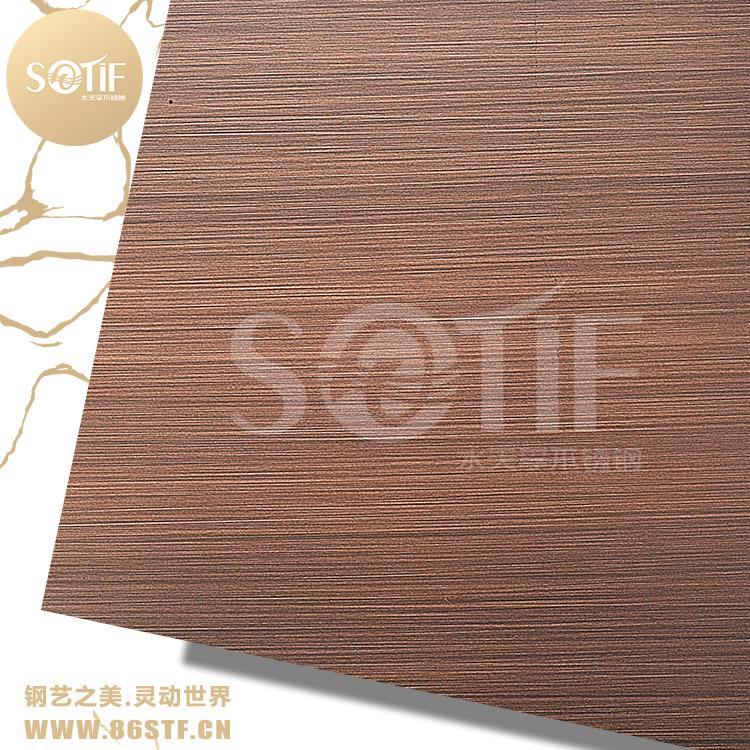 彩色不鏽鋼鍍銅板 1