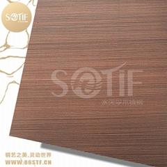 彩色不鏽鋼鍍銅板