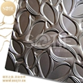 彩色不鏽鋼特殊壓花板 2