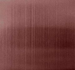彩色不鏽鋼咖啡紅拉絲板