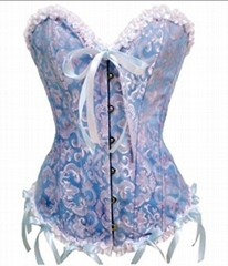 sexy lingerie deluxe floral  sweetheart