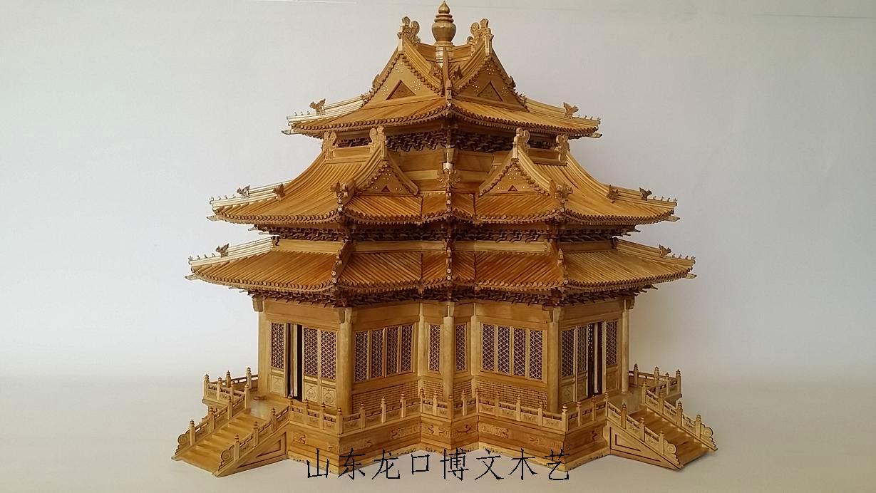 角樓模型 1