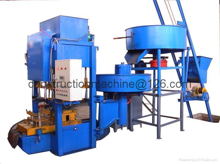 QT8-130T roof tile machine,cement tile machine,color tile machine 1
