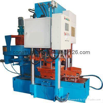 QT8-130T roof tile machine,cement tile machine,color tile machine 3