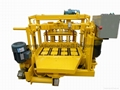 QT40-3 Mobile block machine,egg layer block machine,moving block machine