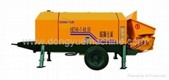 stationary concrete pump,trailer concrete pump,concrete pump
