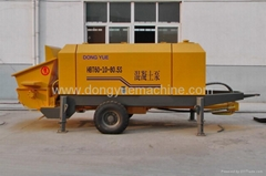 concrete pump,stationary pump,trailer pump