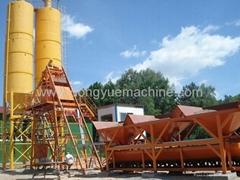 混凝土配料系統