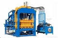 QT4-15C Hollow block machine,cement brick machine,concrete block machine