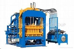 QT4-15C Hollow block machine,cement